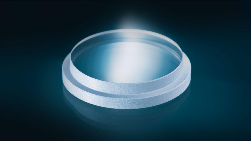 Optische Komponenten wie Saphir, Keramik – Kyburz Sapphire