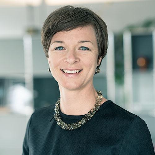 Lea Unterrassner-Kyburz, Geschäftsleitung Victor Kyburz AG